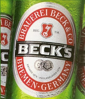 Beck's - The German Beer.