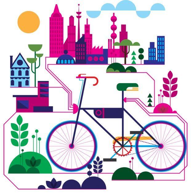 inoWIRED-Japan   1964年のオリンピックが東京にもたらした最も大掛かりなインフラは「首都高速」だった。   自転車が都市に与えるインパクトは、いま改めて問うべき課題だ。