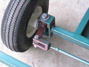 How to Make Your Own Go Kart Steering Parts