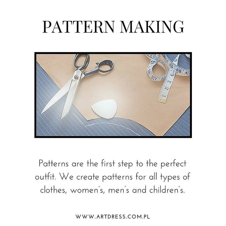 If you design clothes and you want to sew them it's good to start by making garment patterns. The best way to do this is to use the professional services.  Our team of pattern makers has over 30 years of experience in the apparel industry and is ready to help you with all your pattern making needs.  Do you want to know more about how to start? Visit our website or contact us at info@artdress.com.pl.  #patterns #pattern #patterncutting #patternmaking #patternmaker #garment…