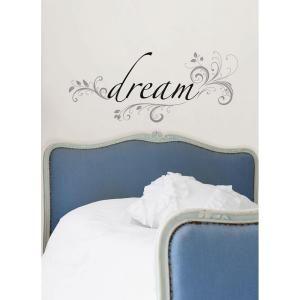 Dream Quote Wall Decal, WPQ96852 At