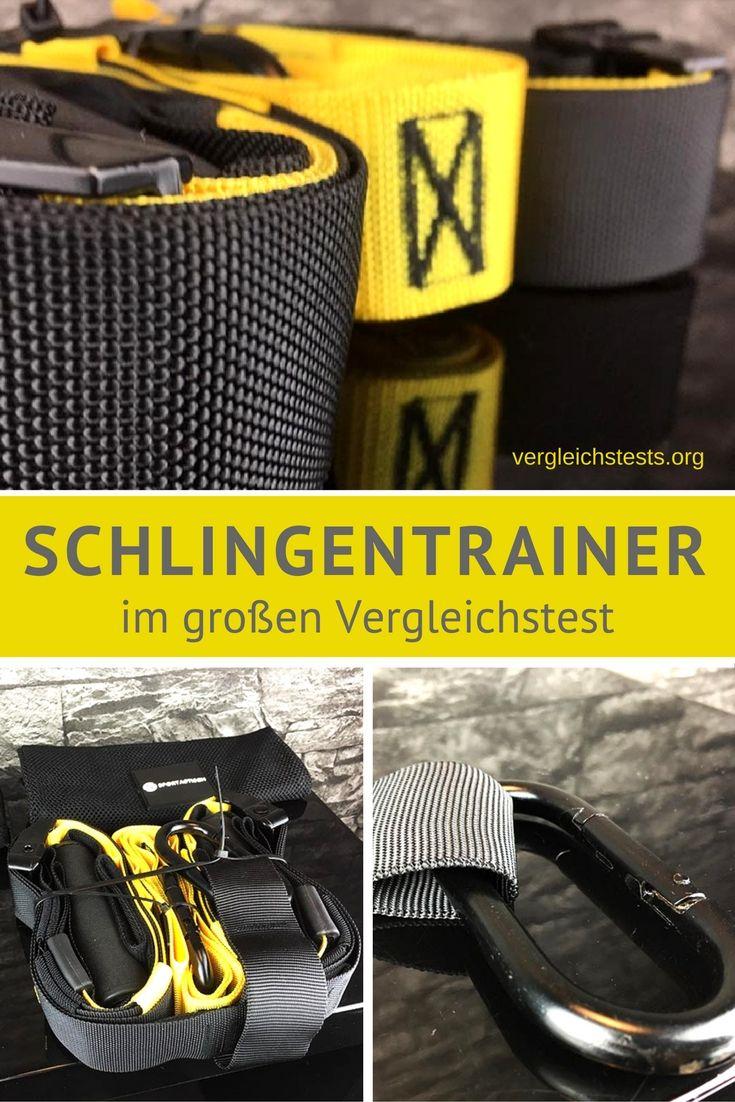 #Schlingentrainer #Schlingentraining #Sport #Fitness #Fitnessgerät #Training #Vergleichstest #Produkttest