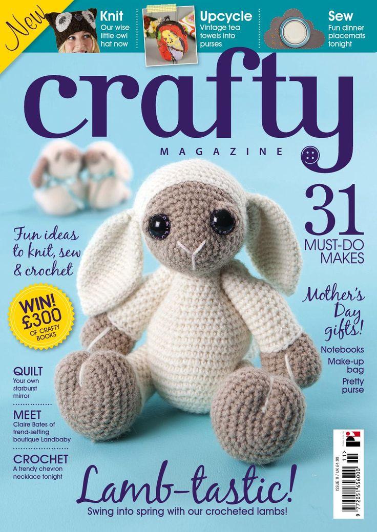 Amigurumi For Beginners Magazine : 105 best images about haak boeken on Pinterest Crochet ...