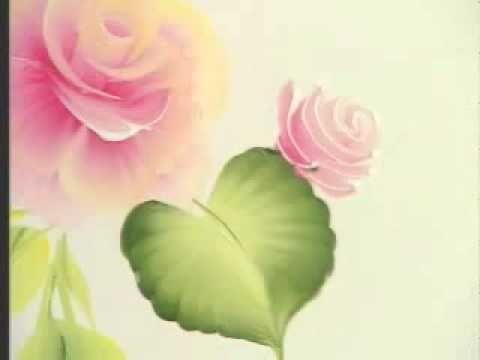 Pintando Rosas - YouTube