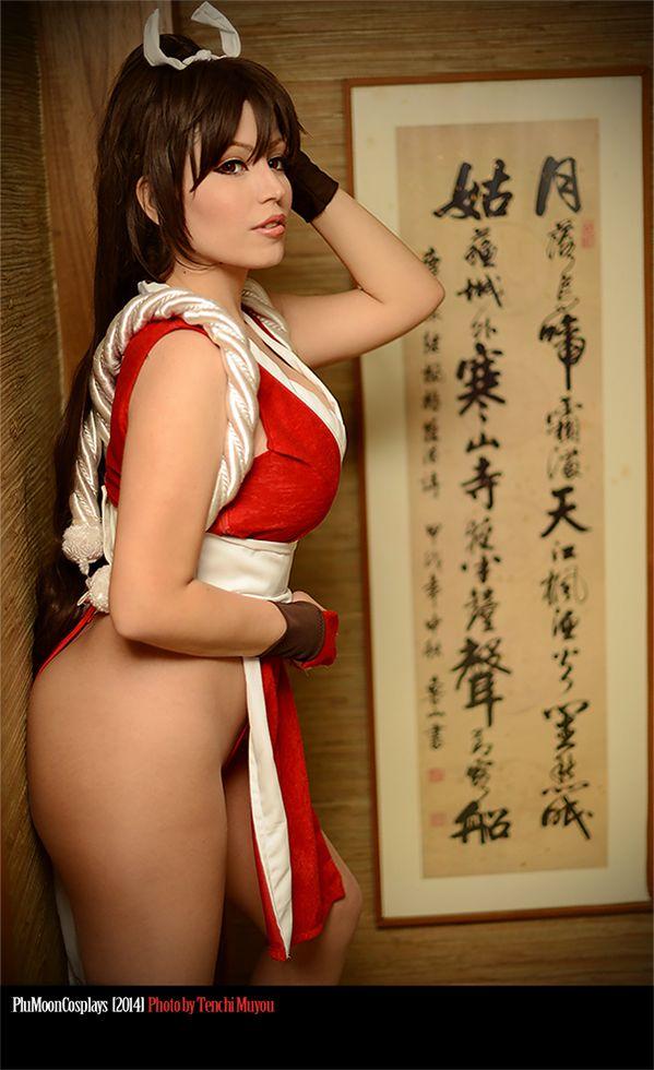 Mary Plu Moon - Mai Shiranui (Fatal Fury/The King of ...