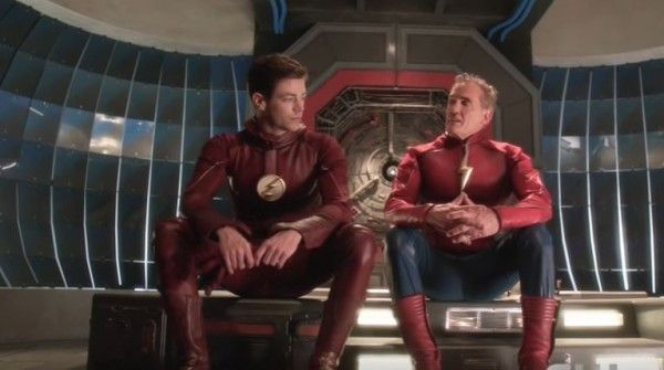 "When ""The Flash"" returns for the second half of its third season, fans can expect to see more of John Wesley Shipp's Jay Garrick as he continues to be a positive force in Barry's (Grant Gustin) life."