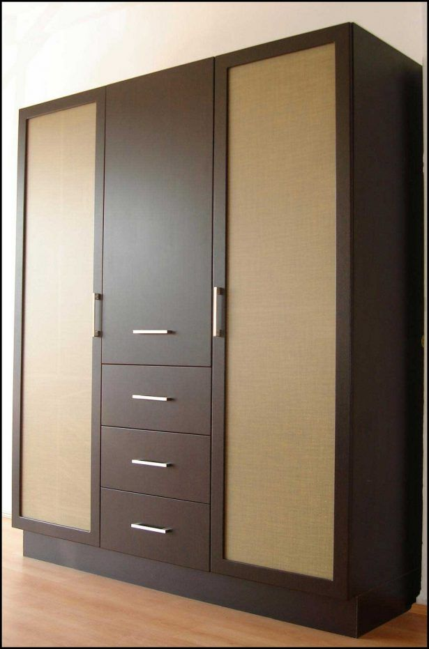 Countertops Wooden Wardrobe Closets Modern Design Shelf Wardrobe