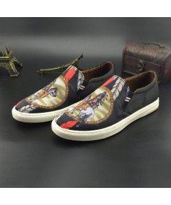 PAGIONO-Italia Bambi Print Shoe