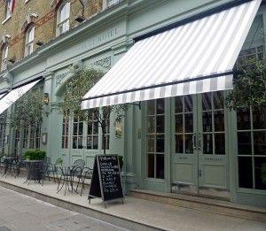 Charlotte Street Hotel, Homegirl London