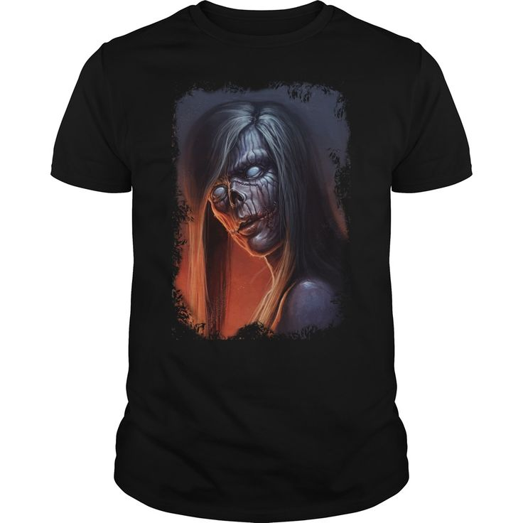 Zombie Girl. Funny Zombie Quotes, Sayings T-Shirts, Hoodies, Tees, Clothing, Gifts. #zombie
