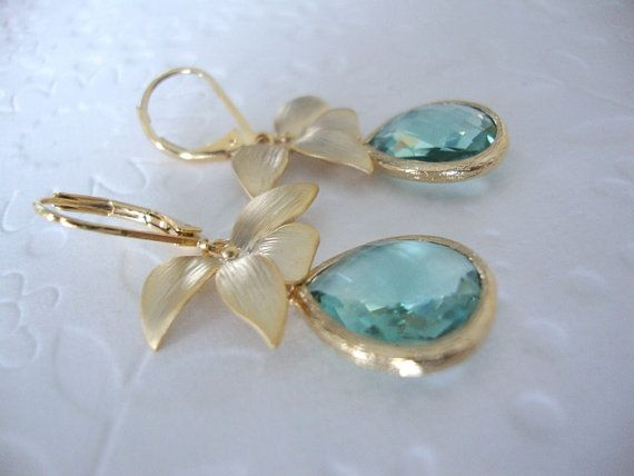 Spring Jewelry Mint fashion 14kt goldfilled by 2010louisek7, $35.00