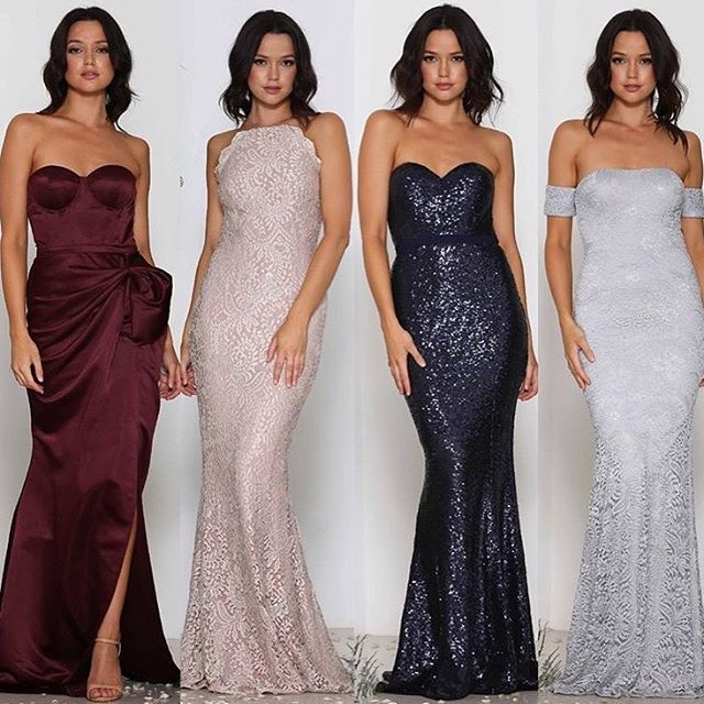Still time to get your black-tie dress for the Xmas party! Next day delivery in the U.K. & Ireland Order now from our online store Finique London #formaldresses #fashionblogger #blacktieevent #blacktiewedding #bridesmaids #promdress #maxidress #formalgown #lacegown #ellezeitoune #ellezeitouneuk #ellezeitounedesigns