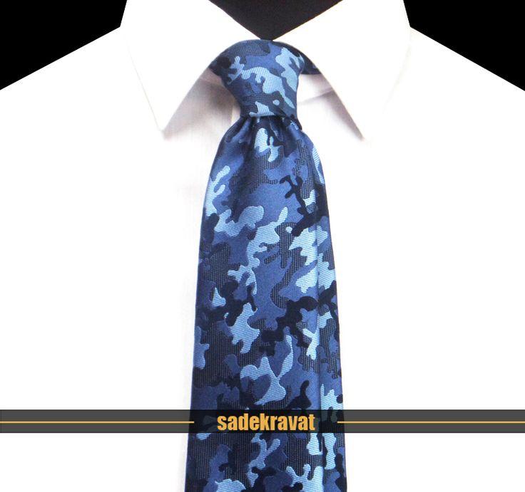 Mavi Lacivert Kamuflaj Desenli Kravat 5526 7,5 cm. Modern Orta Stil... www.sadekravat.com/mavi-lacivert-kamuflaj-desenli-kravat-55… #kravat #kravatım #kravatlar #kravatmodelleri #2015kravat #erkekaksesuar #erkekmoda #ofis #örgükravat #yünkravat #ketenkravat #incekravat #ipekkravat #slimkravat #kamuflajkravat #kravatmendilkombin #şaldesenlikravat #çizgilikravat #düzkravat #ekoselikravat #sadekravat #tie #tieoftheday