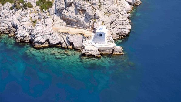 Secret Spot #Agkistri Island, #Greece