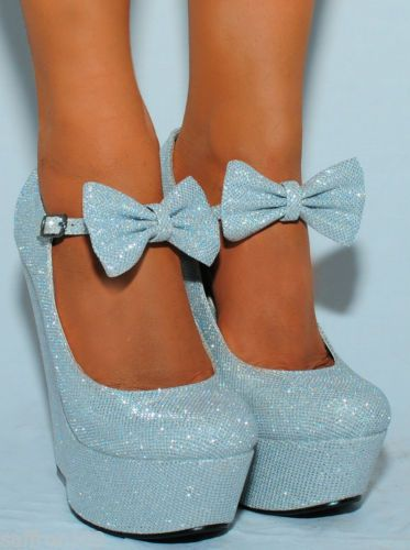 Women-Glitter-Wedges-High-Heels-Platforms-Ankle-Straps-Wedges-Wedged-Shoes-Size