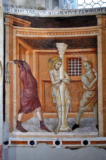 Frescoes of the basilica of Sant'Abbondio, Como, Italy Flickr - Photo Sharing!