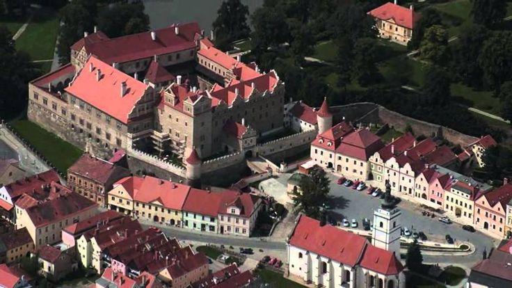 Czech republic from the Air / Česká republika z výšky