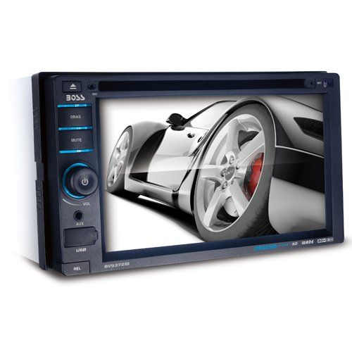Special Offers - BOSS AUDIO BV9372BI Double-DIN 6.2 inch Touchscreen DVD Player Receiver Bluetooth Detachable Front Panel Wireless Remote - In stock & Free Shipping. You can save more money! Check It (July 16 2016 at 08:51PM) >> http://wbluetoothspeaker.net/boss-audio-bv9372bi-double-din-6-2-inch-touchscreen-dvd-player-receiver-bluetooth-detachable-front-panel-wireless-remote/