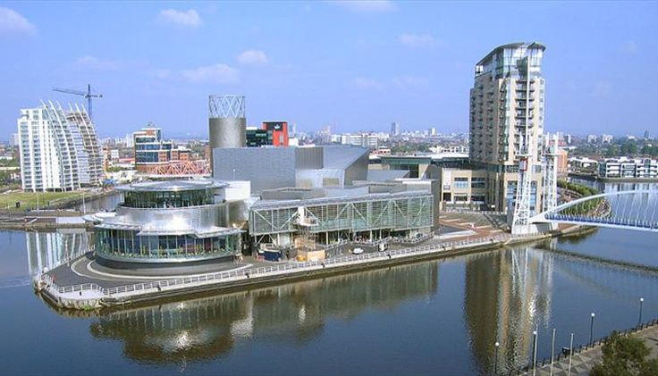 The Quays #ManchestetShipCanal #SalfordQuays
