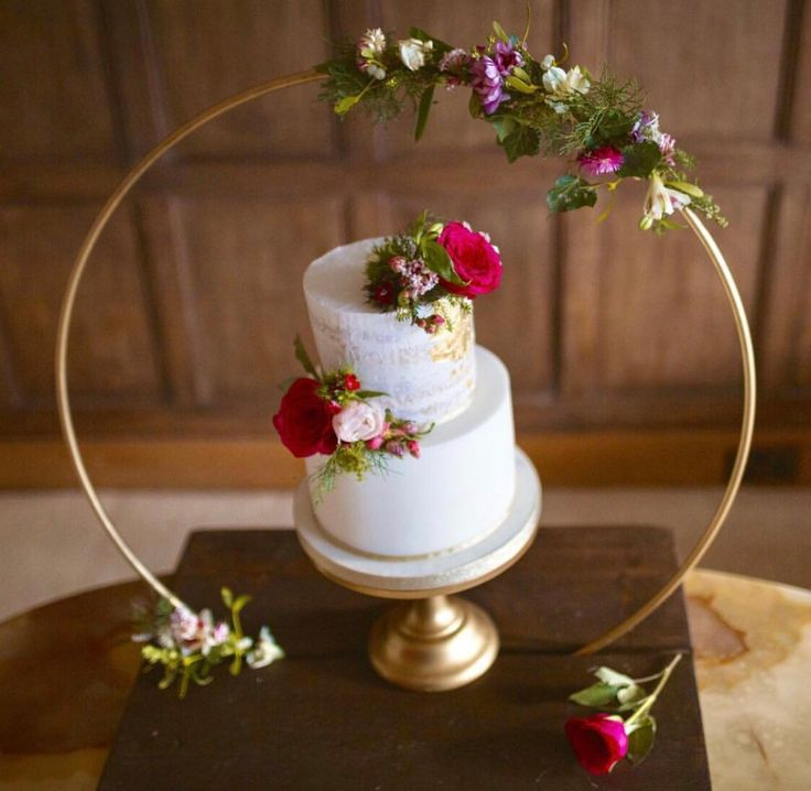Cake Hoop Stand Hoop And Base Sold Separately Made With