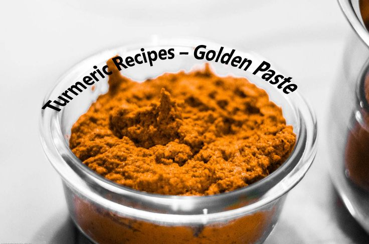 How to make Turmeric Golden Paste - the Number One of the Turmeric recipes tried & tested by TUG. This is the easiest way to store & use turmeric for.......