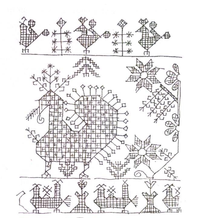 Творческий проект. Тема: Вышивка | Социальная сеть Pandia.ru
