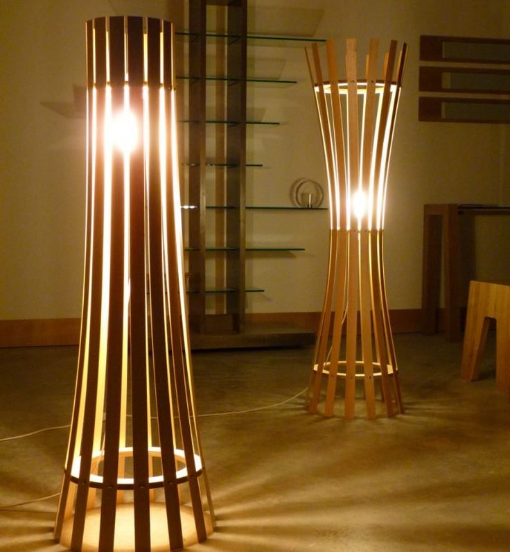 17 Delightful Wooden Floor Lamp Designs That Will Catch Your Eye Part 68