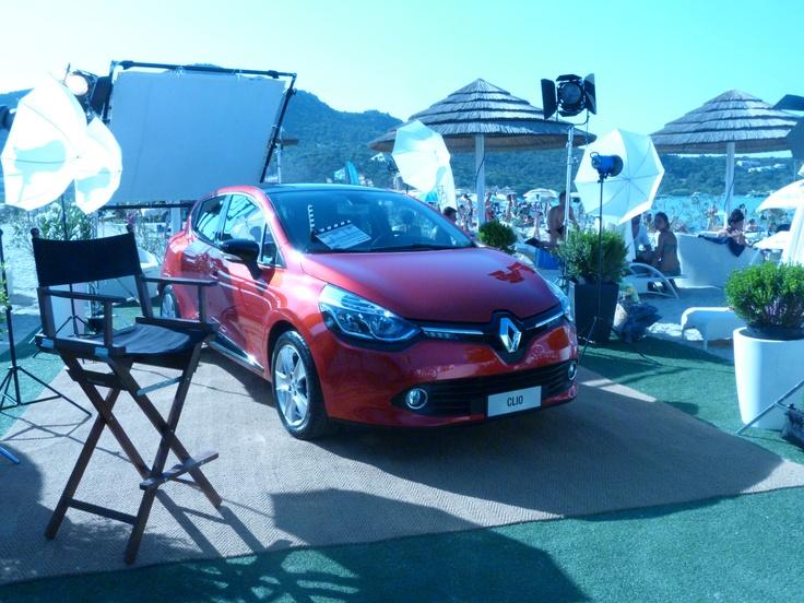 Porto Rotondo: la cornice ideale per il rosso della passione espresso da Nuova Renault Clio  http://www.waiting4clio.it/eventi4clio