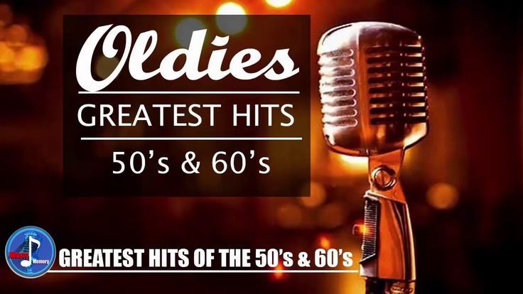 Greatest Hits Of 50S & 60S - Best Oldie 50S & 60S Music Hits - Best Nons...