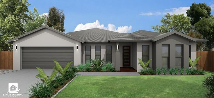 Roof, Fascia & Gutter Colorbond Woodland grey - Windows Colorbond Woodland grey - Garage Door Colorbond woodland grey - Render Colorbond Dune - Feature Render Colorbond Woodland Gre