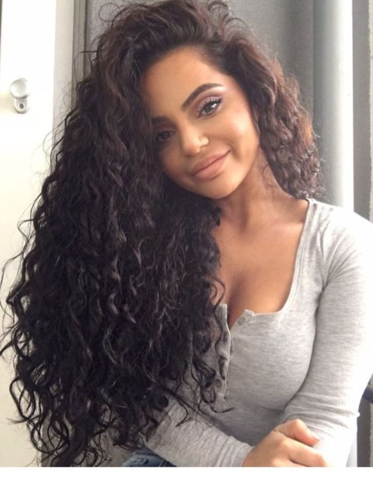 Super Wavy Hair Great Short Haircuts For Curly Hair How To Dress Curly Hair Hairstyle Lazy Girl Curly Hair Styles Curly Hair Styles Naturally Deep Wave Hairstyles