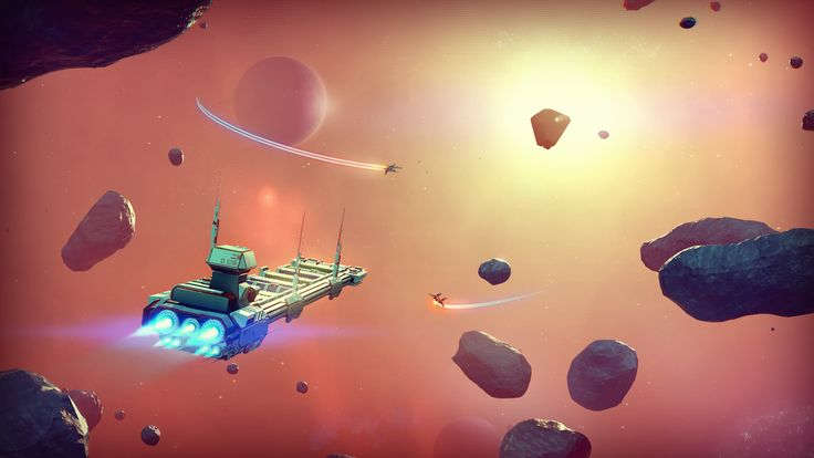 E3 2014: No Man's Sky Making Console Debut on PS4 - IGN