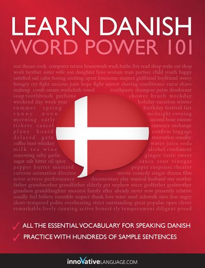 Get 6,000 Words - Learn Danish for Free with FunEasyLearn ...