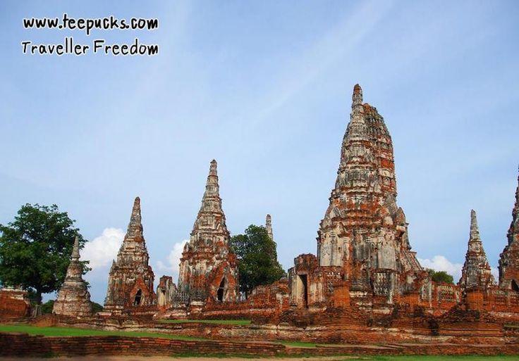 มรกดโลกทางวัฒนธรรม @ อุทยานประวัติศาสตร์พระนครศรีอยุธยา Ayutthaya Historical Park.  http://www.teepucks.com/webboard/index.php/topic,1330.0.html#.V6Wjc_mLTIU