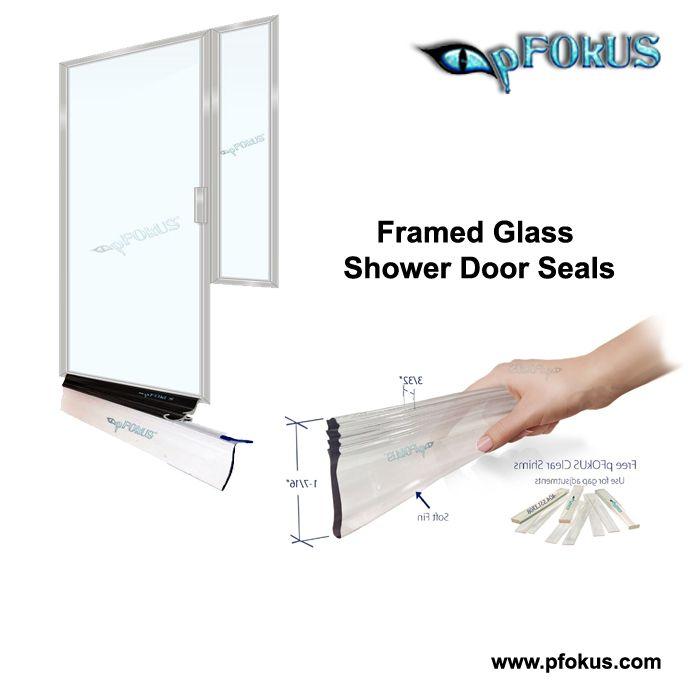 Best Framed Glass Shower Door Seals Replacement Pfokus Shower Door Seal Glass Shower Door Seals Glass Shower Doors