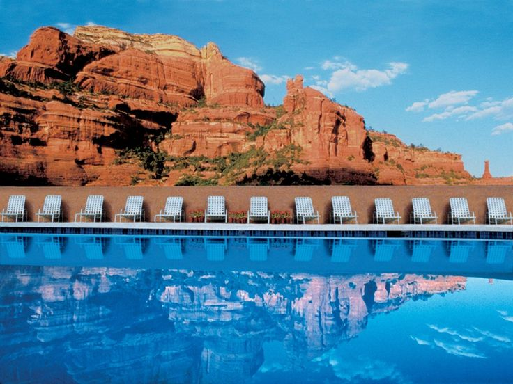Enchantment Resort, Sedona: Arizona Resorts : Condé Nast Traveler