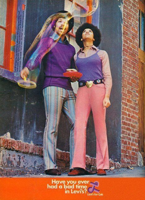 1970s Seventeen Magazine It S That Bohemian Things Again: 62 Best Images About Vintage Jeans Adv. On Pinterest