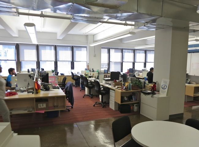 Light Inside Teach For Americas NYC And 46 Regional Offices