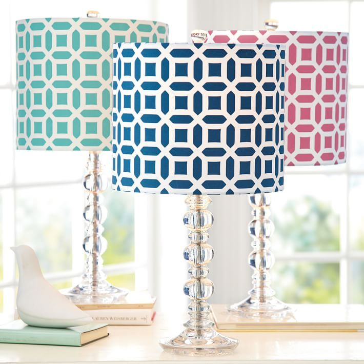 Light Up The Night (or You Could Totally Put This Lamp On