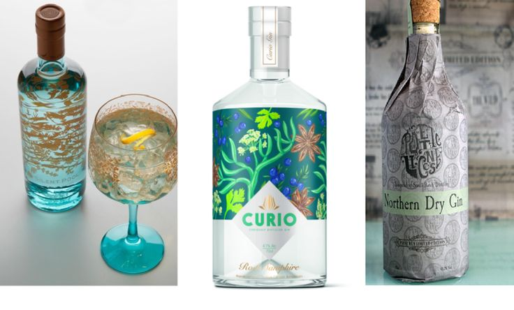 Britain produces some of the best gin on the planet - here's some of the newest.