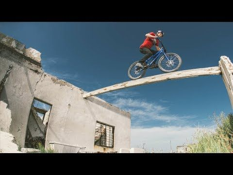 Director: Dave Sowerby Red Bull - Danny MacAskill - Epecuén