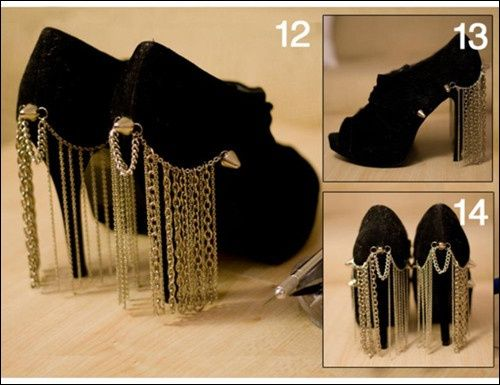 Perfection DIY SHOES