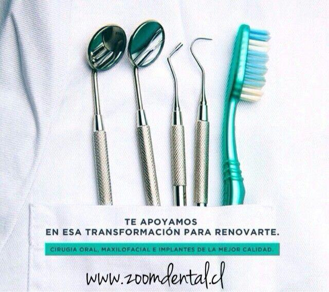 ZOOMDENTAL  ®              Av. Suecia 84 Of. 142 Providencia • Tel. :(56-2) 2335 5688 • Cel. :(56-9) 5092 4916 E-mail: info@zoomdental.cl • www.zoomdental.cl • Santiago de Chile