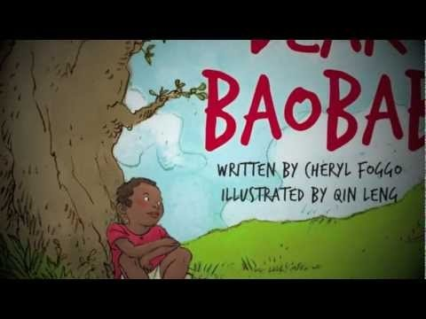 Dear Baobab - The Official Book Trailer http://secondstorypress.ca/books/221-dear-baobab#