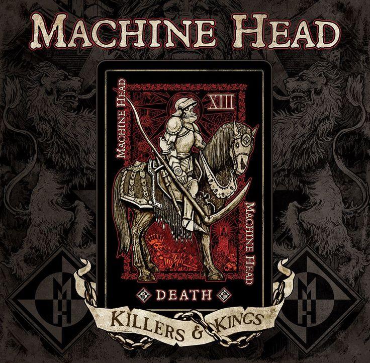 Machine Head covern Our Darkest Day und Bleeding der Hardcore Punk Legenden Ignite auf der 2014 veröffentlichten Single Killers & Kings     Machine Head band, Metal, thrash Metal, ignite, hardcore punk