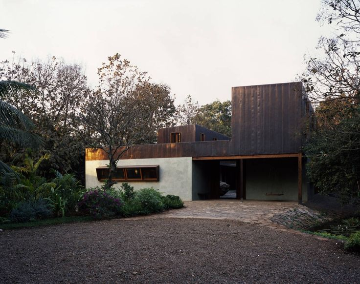 Copper House II by Studio Mumbai | Posted by CJWHO.com