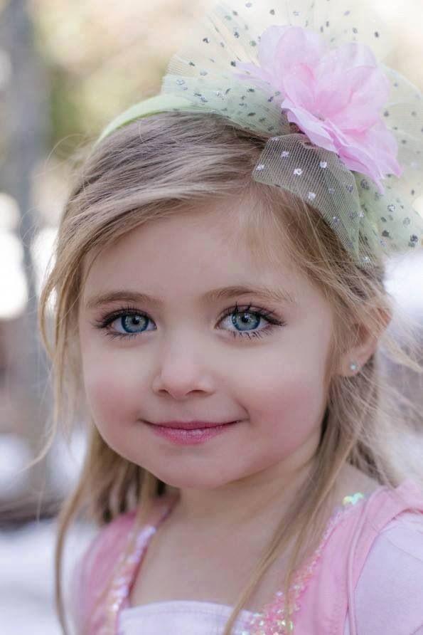 Cute little albanian girls 9