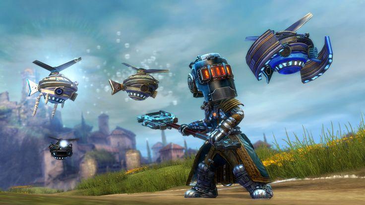 Plus que deux spécialisations à découvrir dans Guild Wars 2: Heart of Thorns. Aujorud'hui ArenaNet nous dévoile l'avant dernière avec le Mécatronicien, celle de l'Ingénieur. Alors que d'habitude ce dernier est plus un adepte du combat à distance, sa spécialisation change la manière de jouer avec puisqu'il utilisera un énorme marteau pour infliger des dégâts au corps à corps.