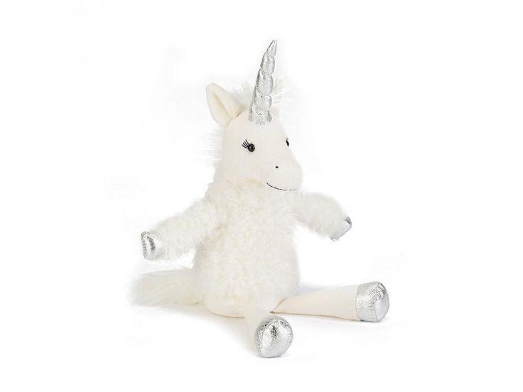 Jellycat - Divine Unicorn Large  #jellycat #licorne #peluchelicorne #cadeauxnoel #cadeaunoel #doudou #cadeaunaissance