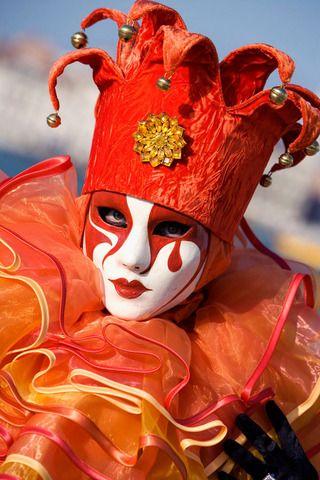 Italy, Venice, Carnival of Venice